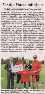 Bericht Spende Regenjacken 2016 (2)